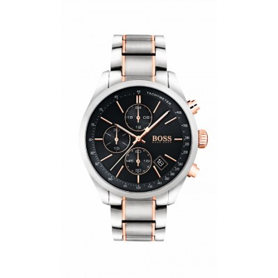GRAND PRIX TWO TONE CHRONOGRAPH