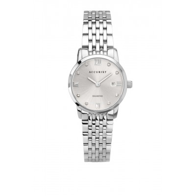 DIAMOND SIGNATURE WATCH
