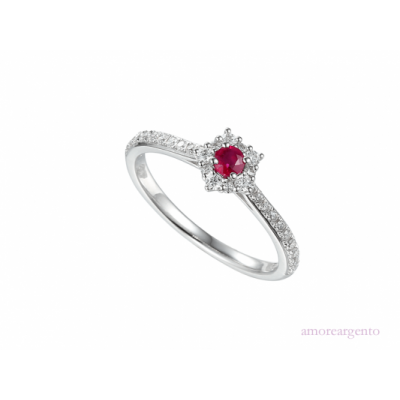 CLASSICO RUBY RING