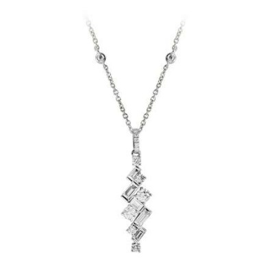 DIAMOND JAZZ PENDANT
