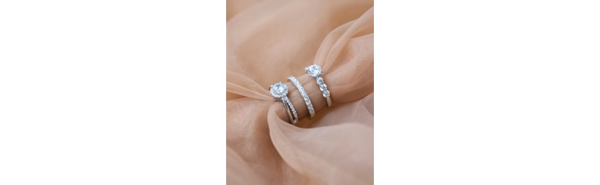Diamonfire Rings