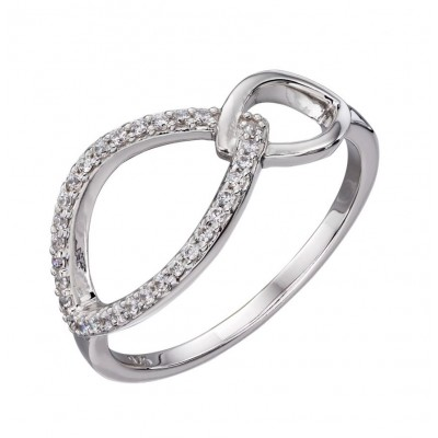 CZ MARQUISE RING