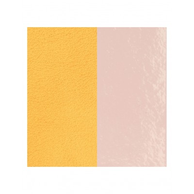 LIGHT PATENT PINK/LEMON YELLOW