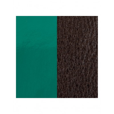 PATENT PINE GREEN/BROWN
