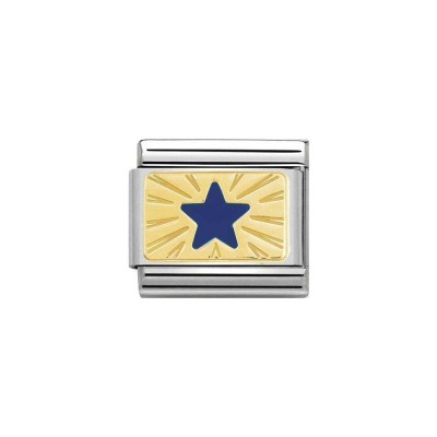 BLUE AND GOLD STAR