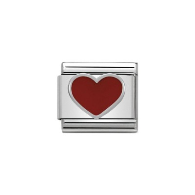 CLASSIC RED HEART CHARM