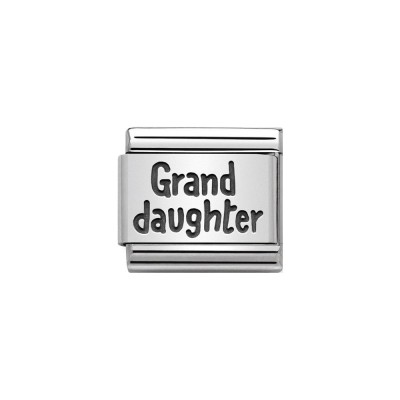 GRAND DAUGHTER CHARM