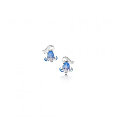BLUEBELL STUD EARRINGS