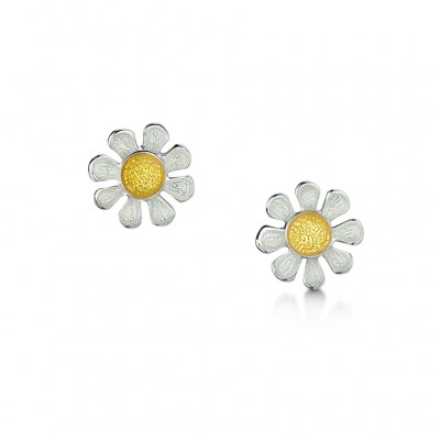 DAISIES AT DAWN STUD EARRINGS