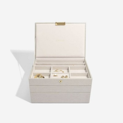 PUTTY CROC CLASSIC JEWELLERY BOX