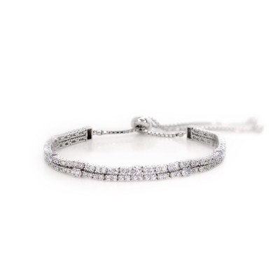Double Row Sasha Bracelet