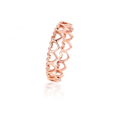 Affinity Heart Stacker Ring