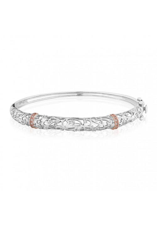 AM BLYTH DIAMOND BANGLE