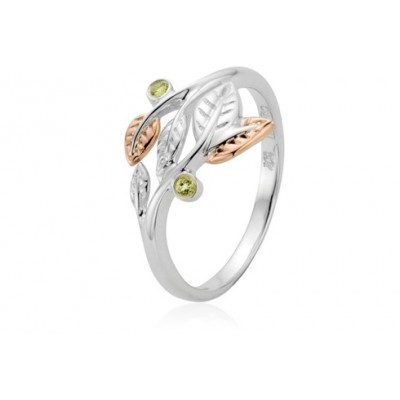 AWELON PERIDOT RING