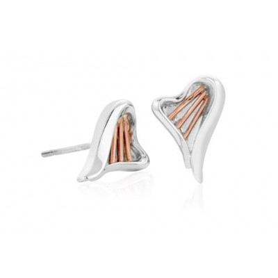 Heartstrings Stud Earrings
