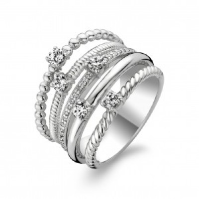 Multi Ring Design with CZ