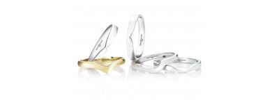 Plain Shaped Wedding Rings