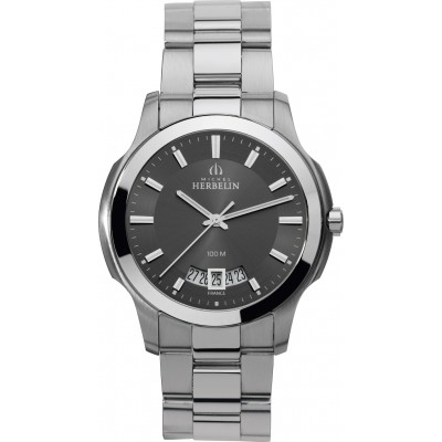 Mens Stainless Steel Ambassador Bracelet Watch